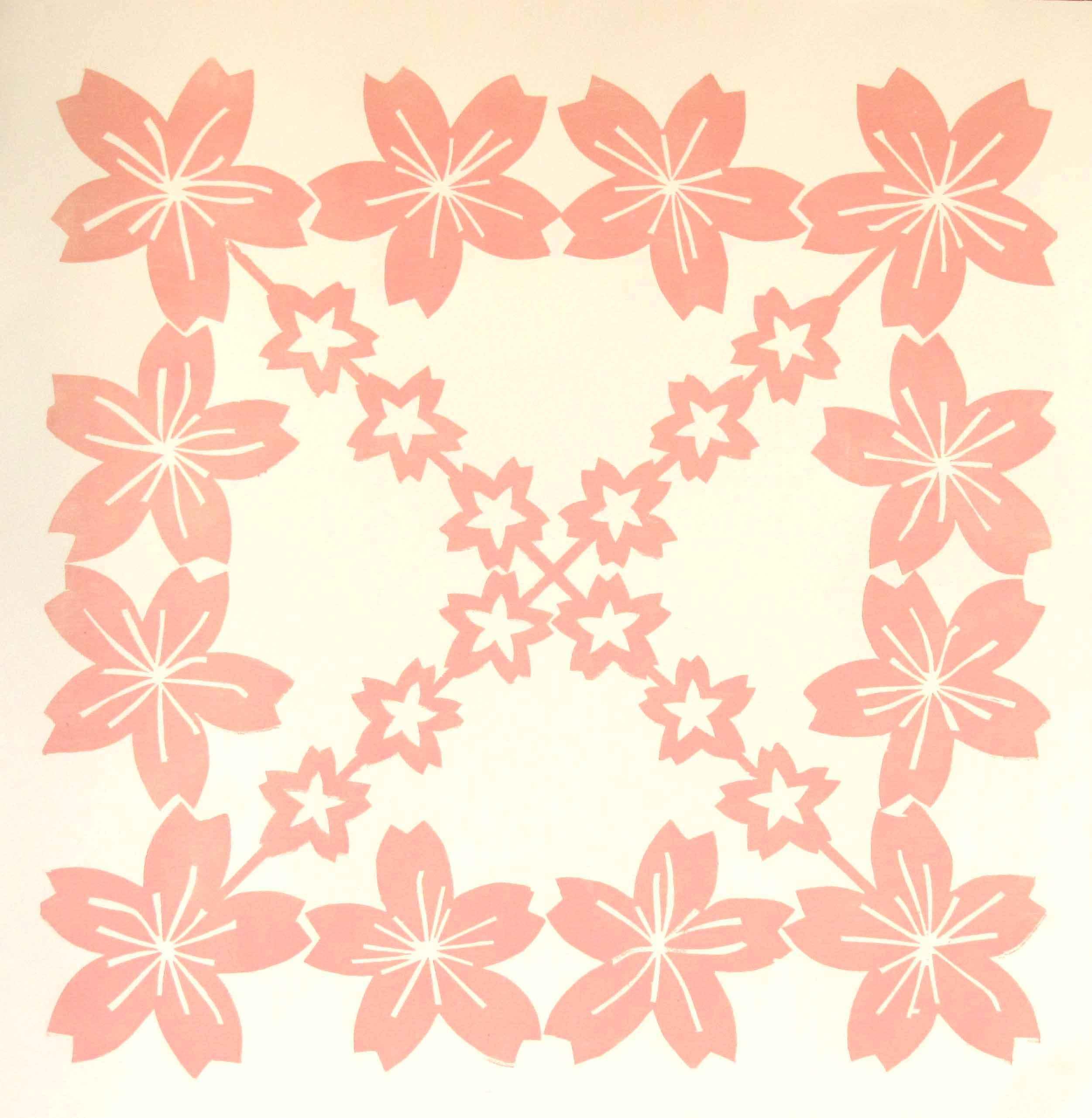 Hibiscus Quilt by  Sue Mailander - Masterpiece Online