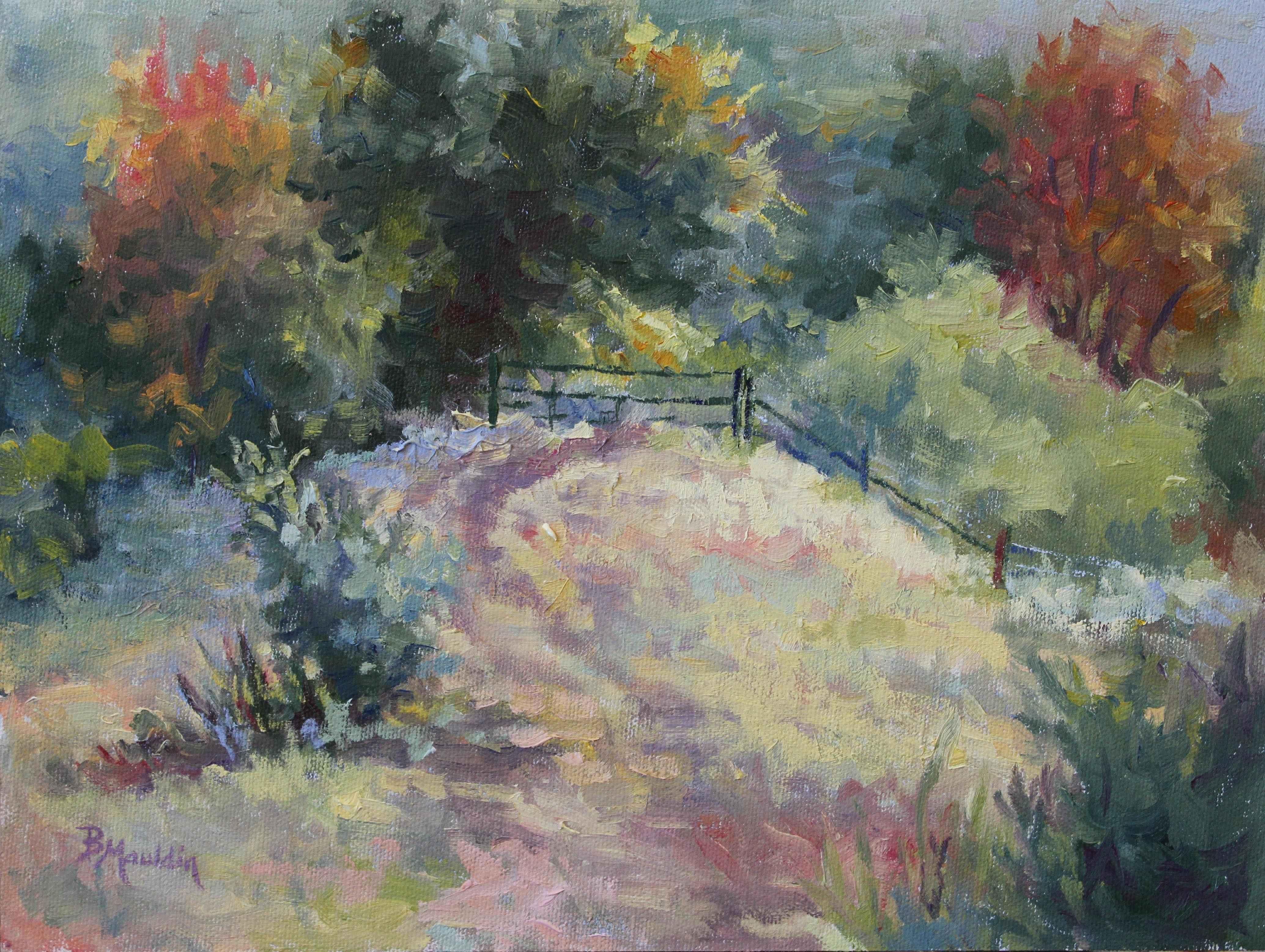Levee Road by  Barbara Mauldin - Masterpiece Online