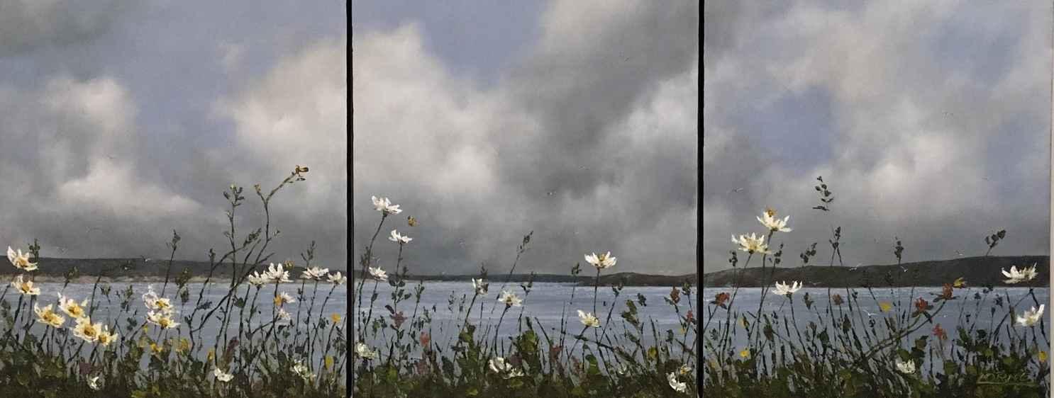 Bees On The Bay Tript... by Mr. Lorne McDermott - Masterpiece Online