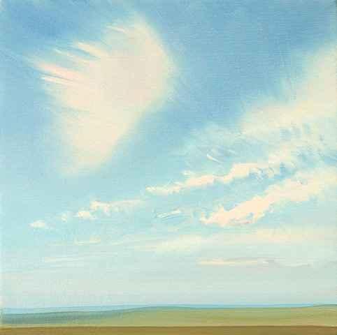 Spring Prairie Sketch by  Lisa Grossman - Masterpiece Online