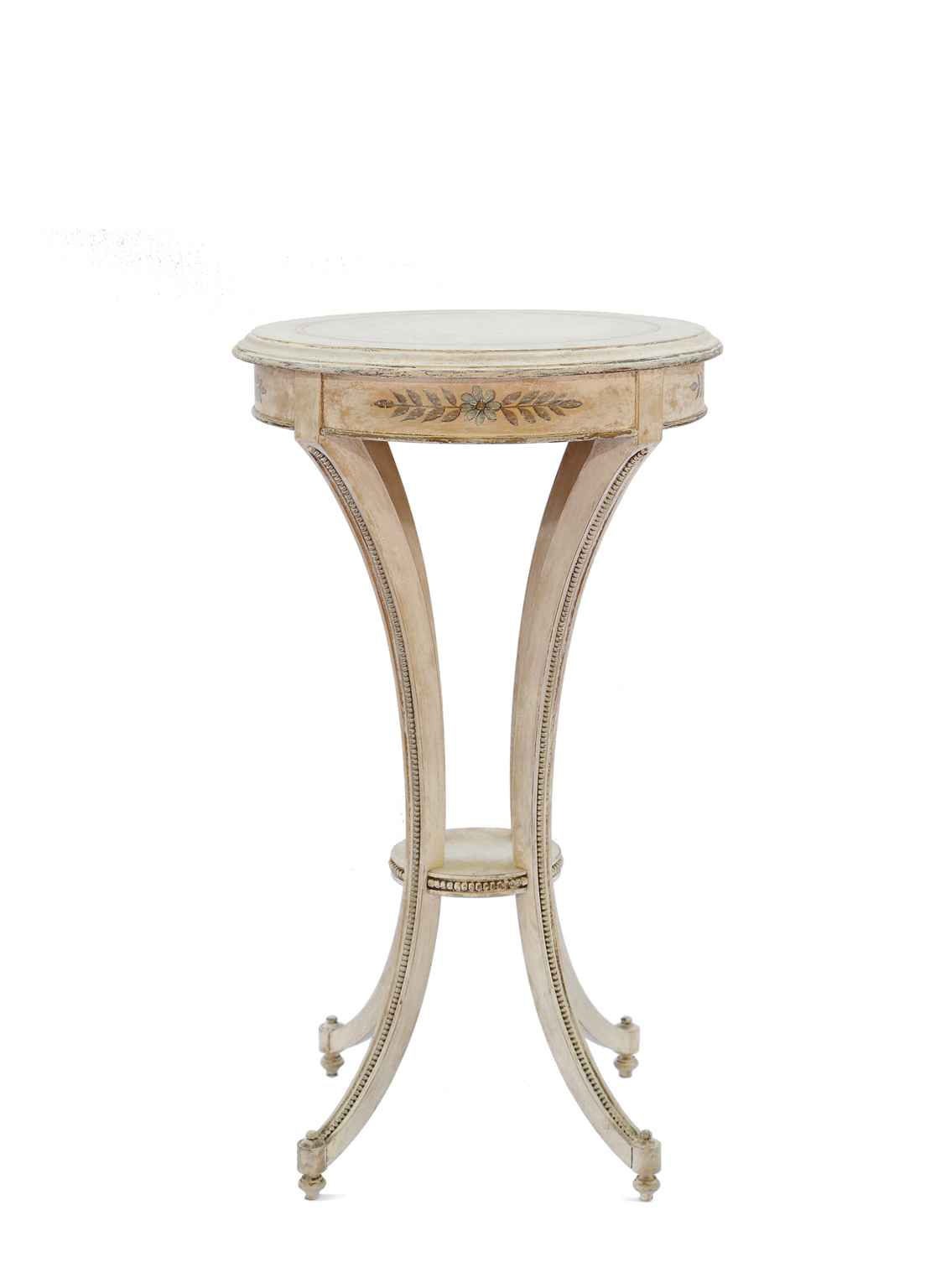 Painted Candlestand A... by  Italian  - Masterpiece Online