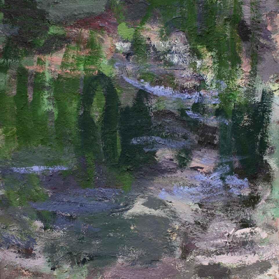 Mill Creek 4 by  Kurt Moyer - Masterpiece Online