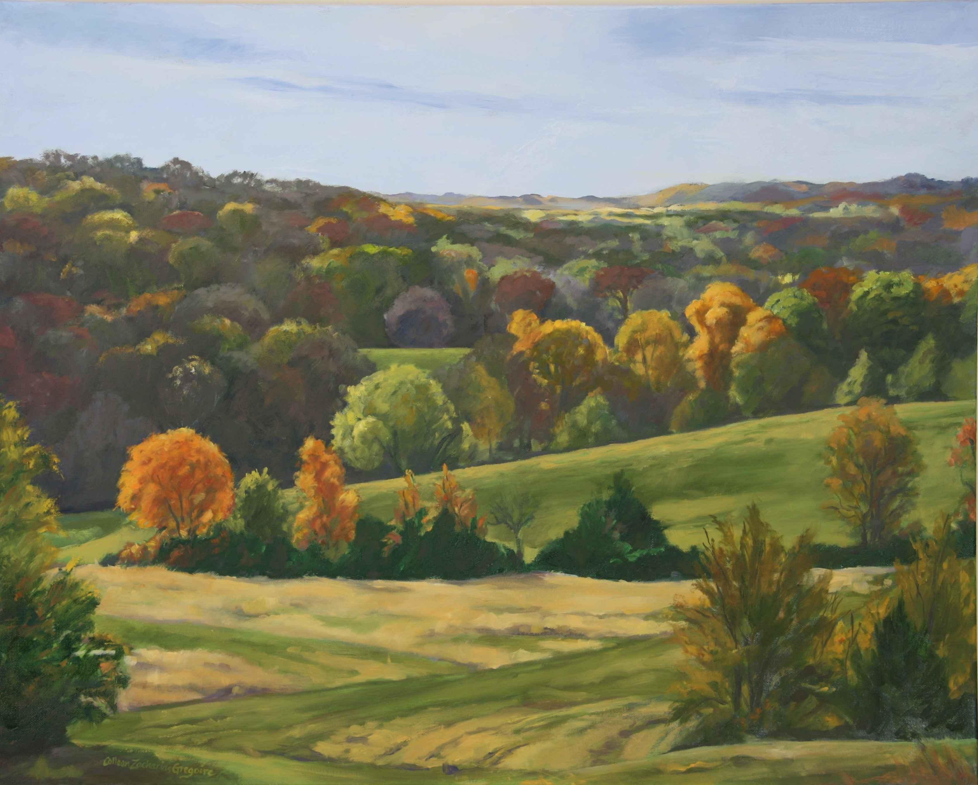 Baldwin Hills #2  by  Colleen Gregoire