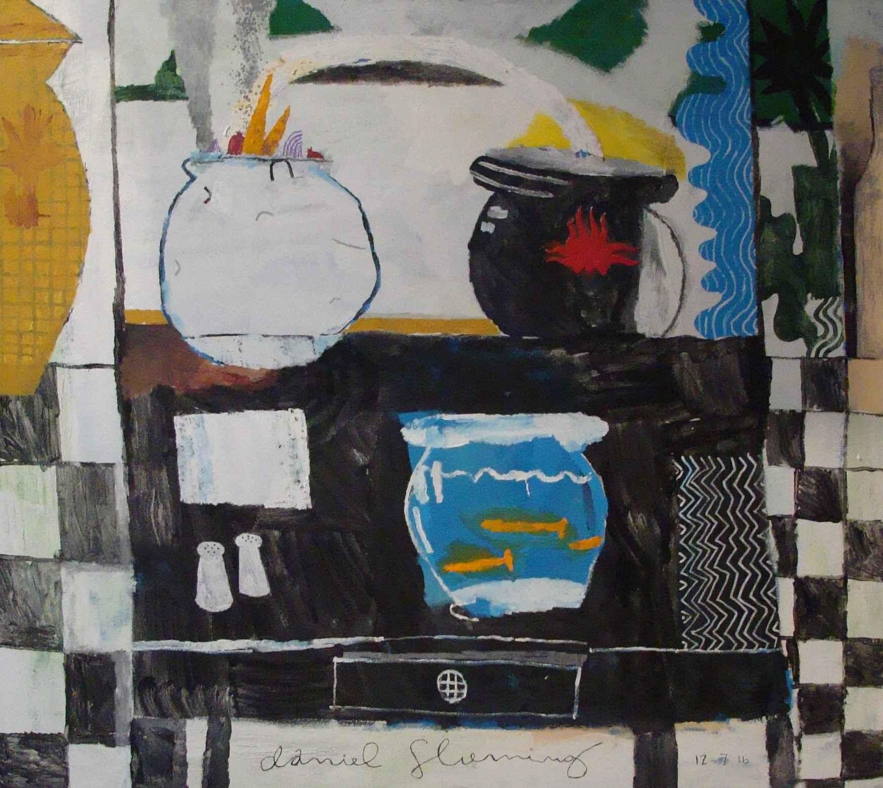 Treasure Chests by Mr. Daniel Fleming - Masterpiece Online