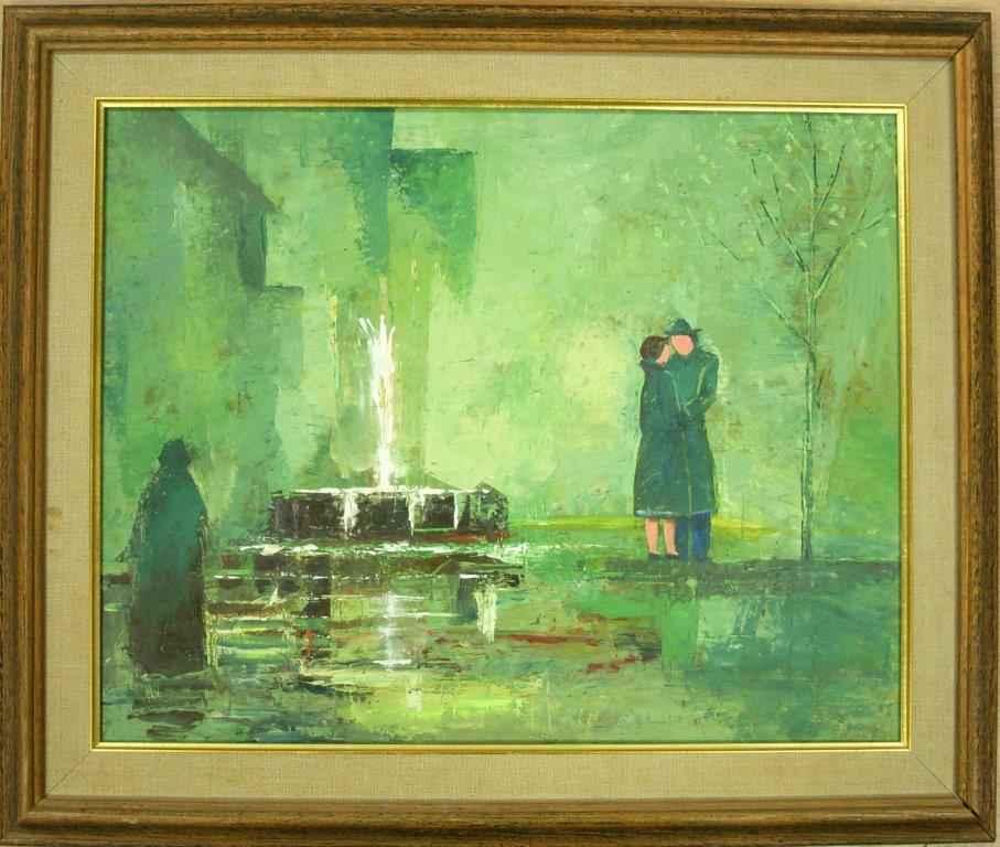 Unknown by  Albert Patecky - Masterpiece Online