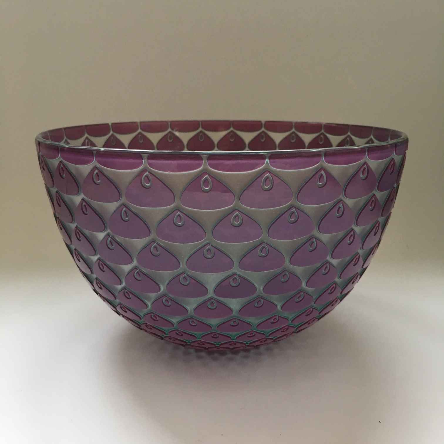 Small Lotus Bowl by  Carrie Gustafson - Masterpiece Online