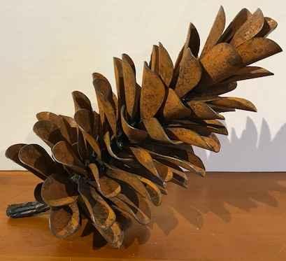 Pine Cone 18-075 by  Floyd Elzinga - Masterpiece Online