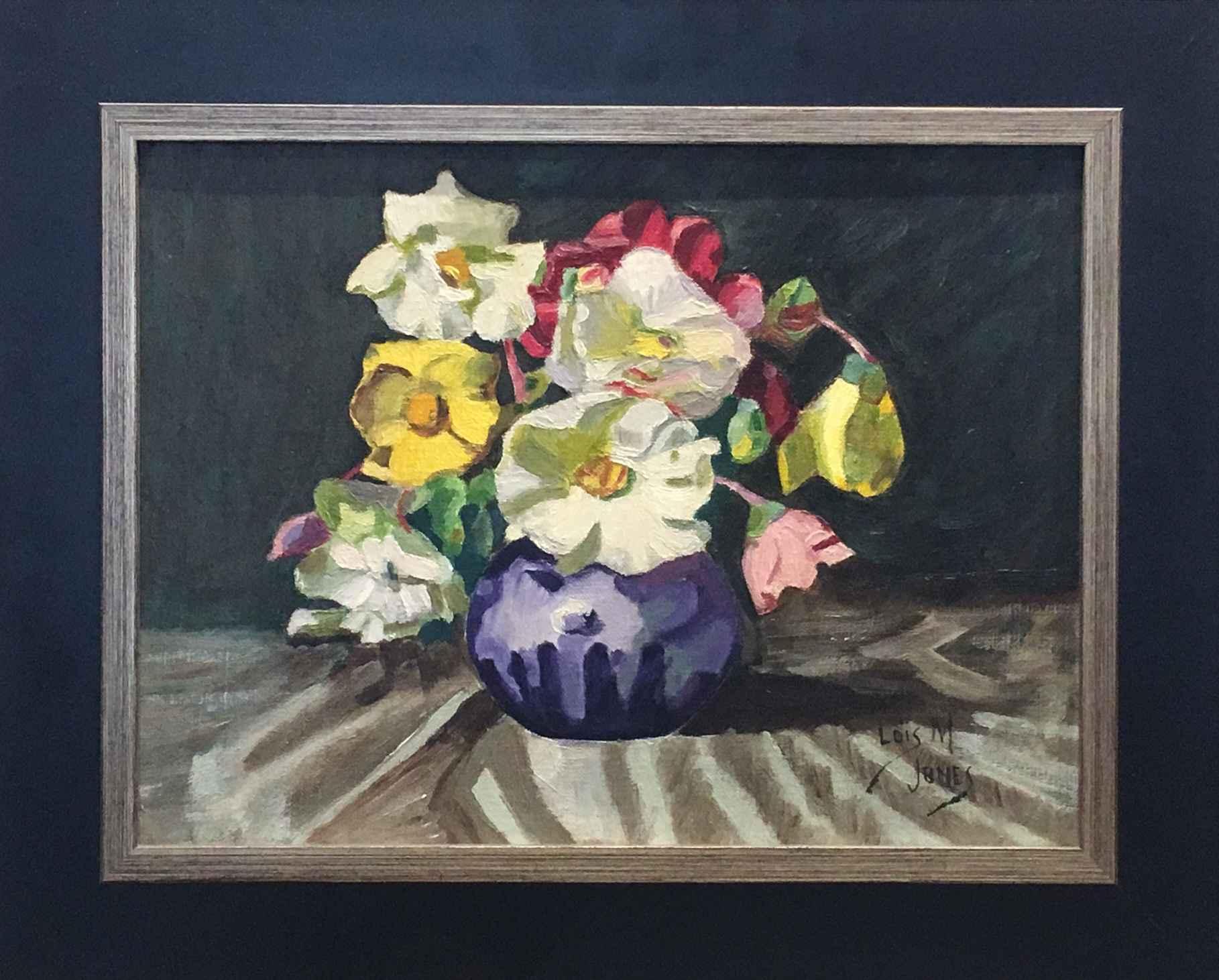 Vineyard Bouquet by  Lois Mailou Jones - Masterpiece Online
