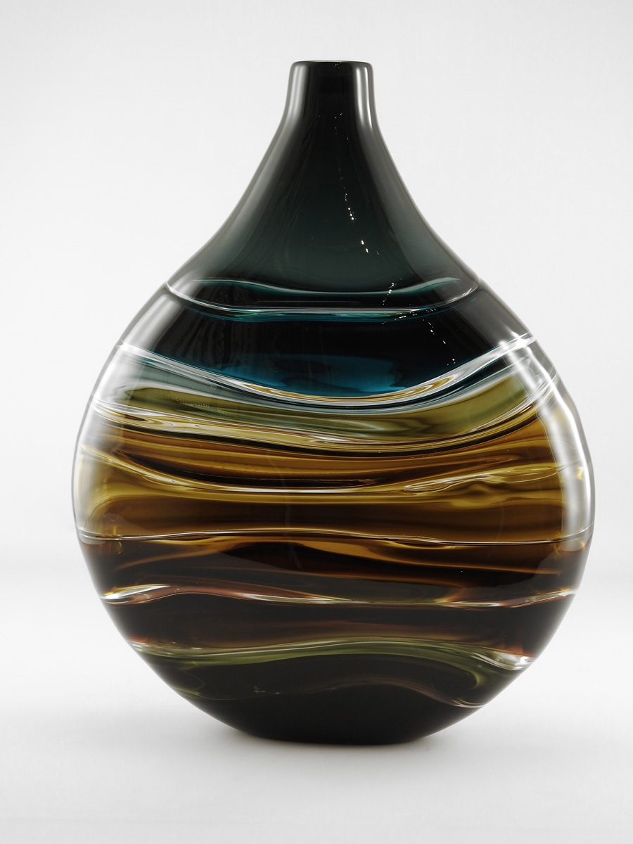 Vase/Ebb and Flow by  Cal Breed - Masterpiece Online