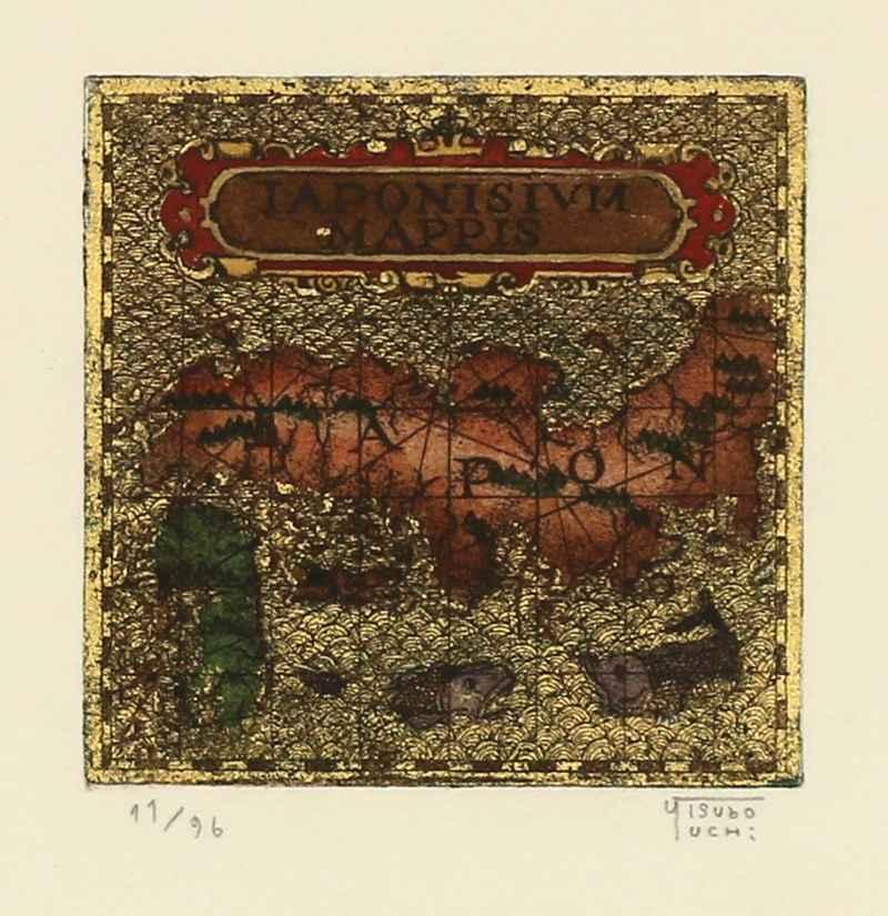 Japonisium Mappis by  Yoshiko Tsubouchi - Masterpiece Online
