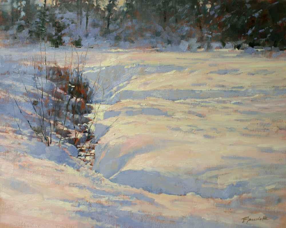 Winter Whites by  Barbara Jaenicke - Masterpiece Online