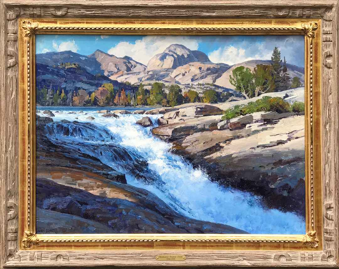Headwaters-Fremont Cr... by  Lanny Grant - Masterpiece Online
