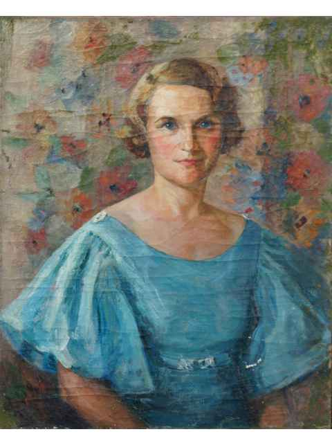 Shirley Russell (1886-1985)