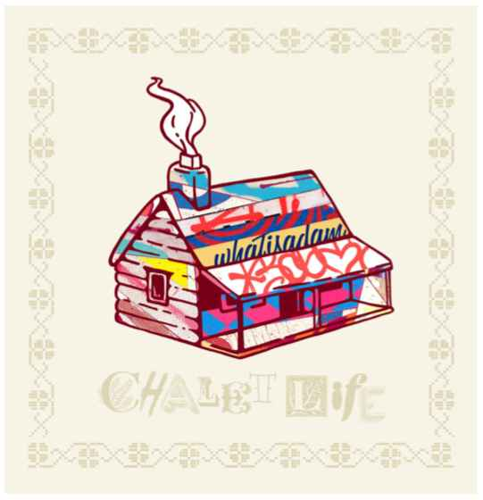 Chalet Life by  Whatisadam  - Masterpiece Online
