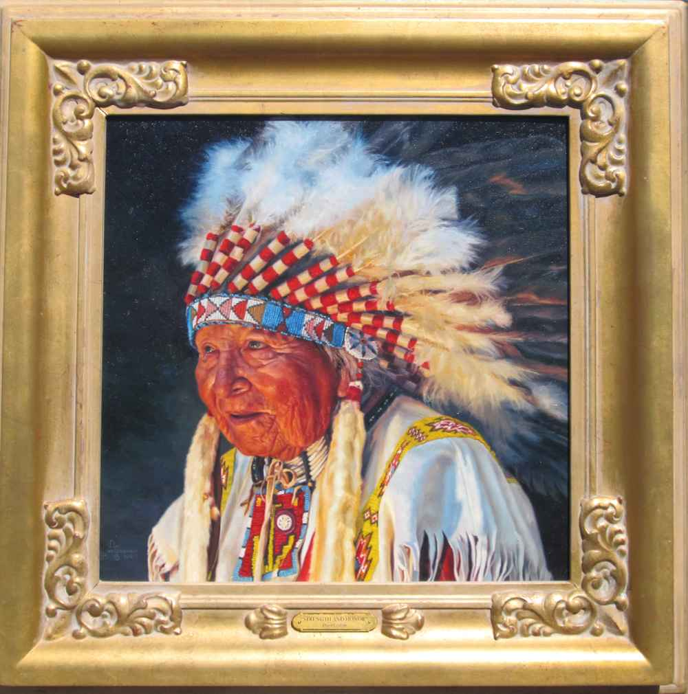 Strength And Honor by  David Graham - Masterpiece Online