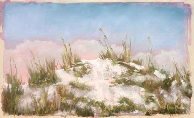 Dreamy Sand Dune