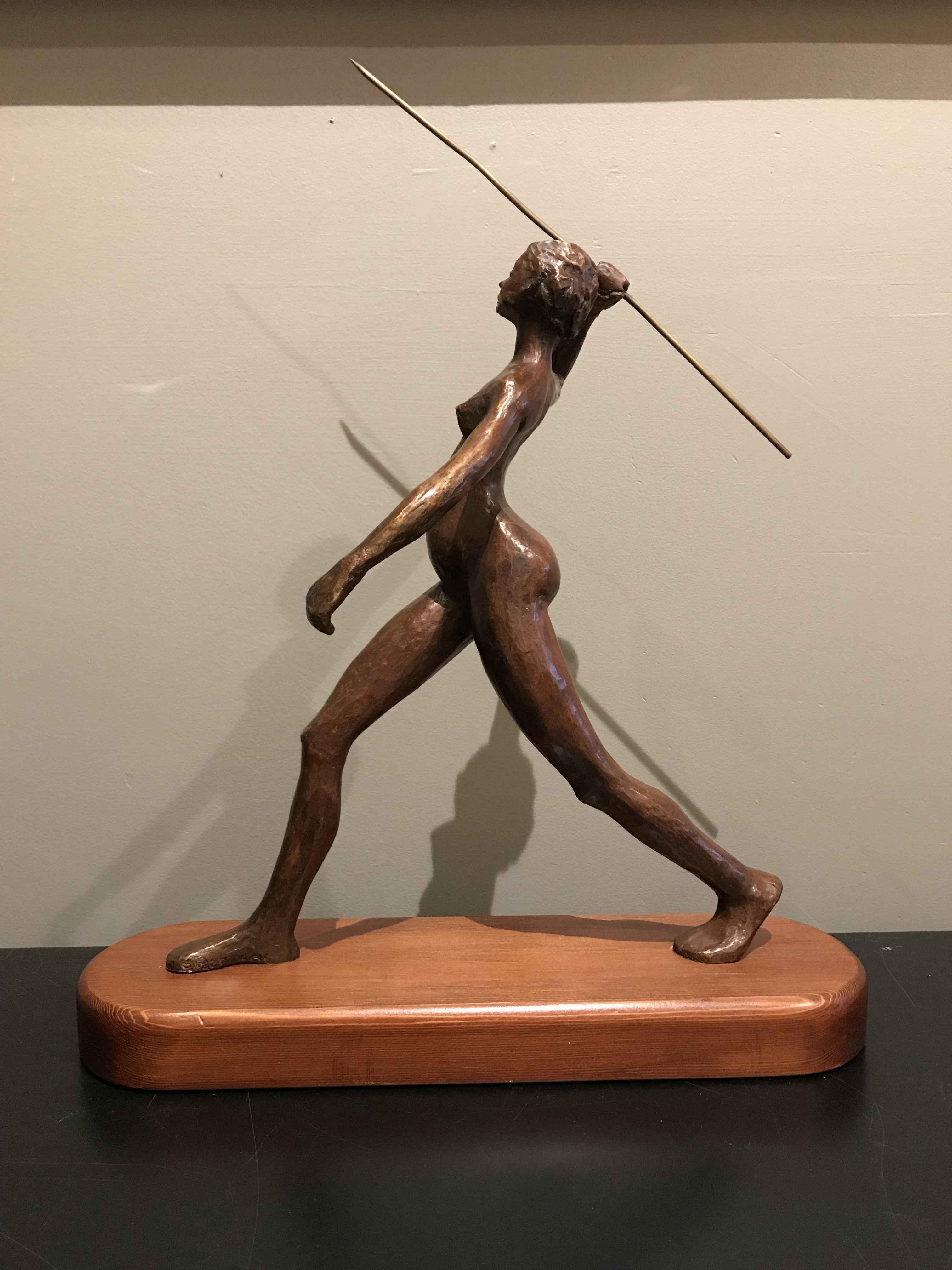 Huntress  by  Susan Paloschi
