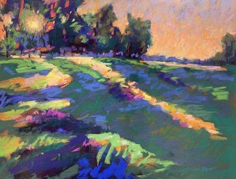 The Color of Light by  Julie Friedman - Masterpiece Online