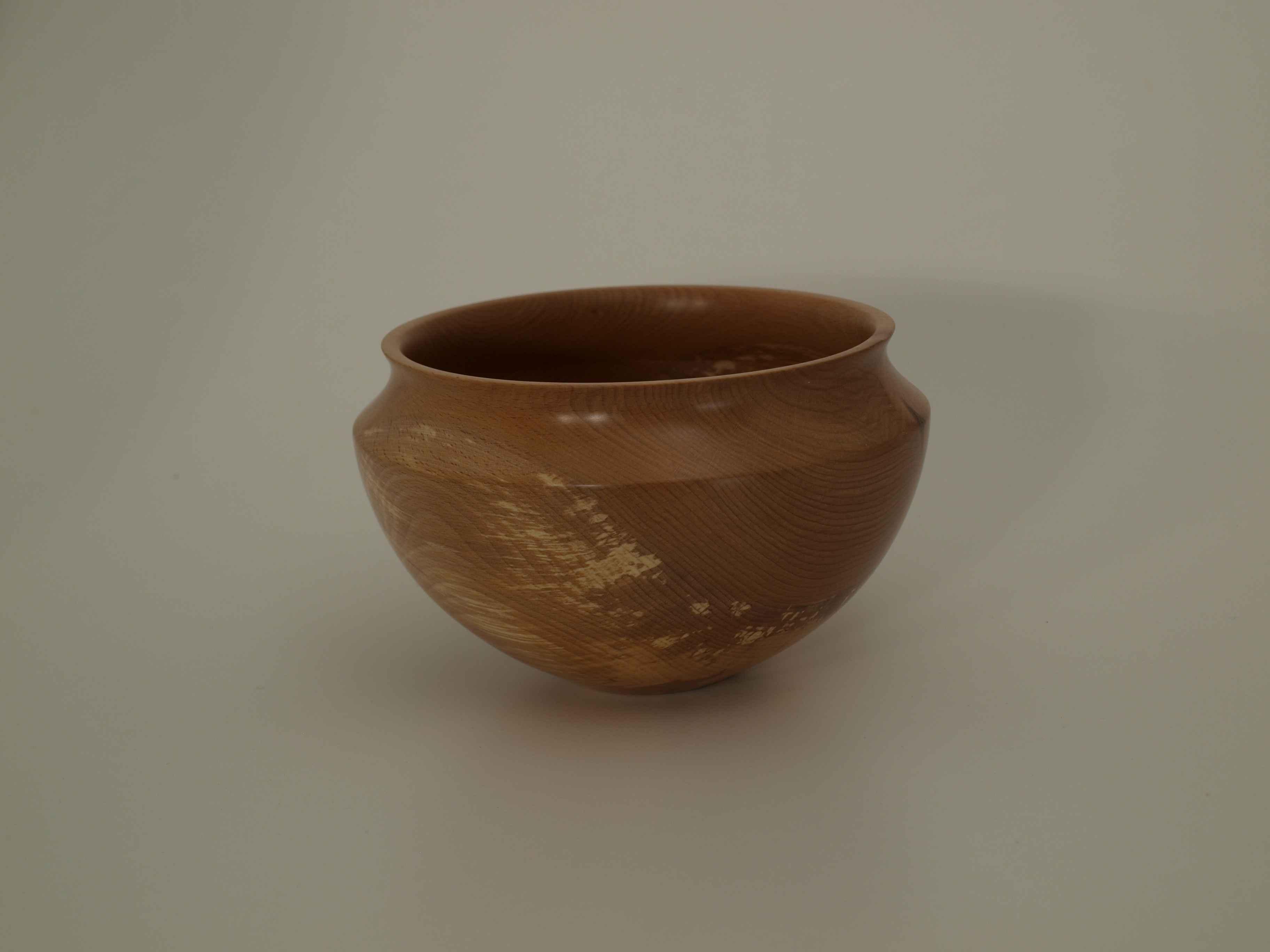 Small Beech Bowl