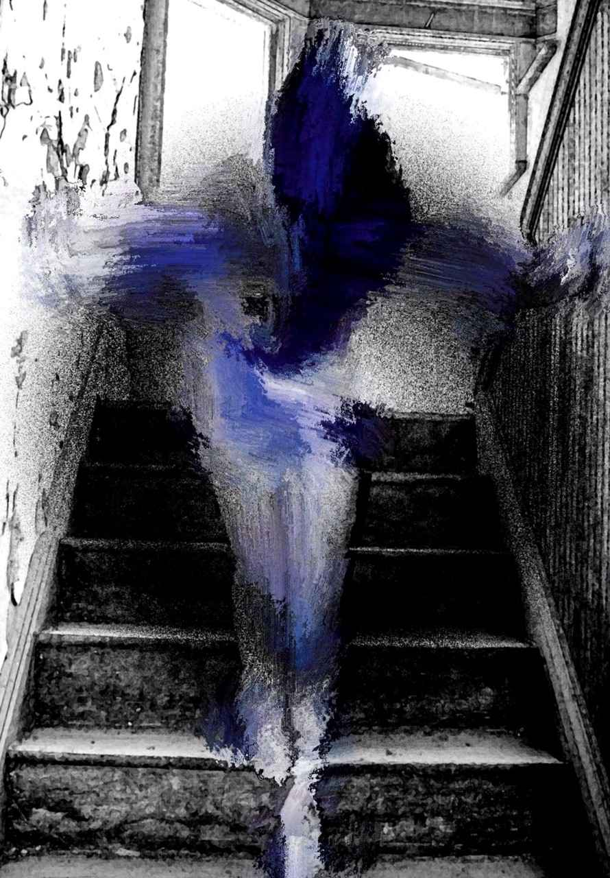 Blue Ascent by  Jeff Foster - Masterpiece Online