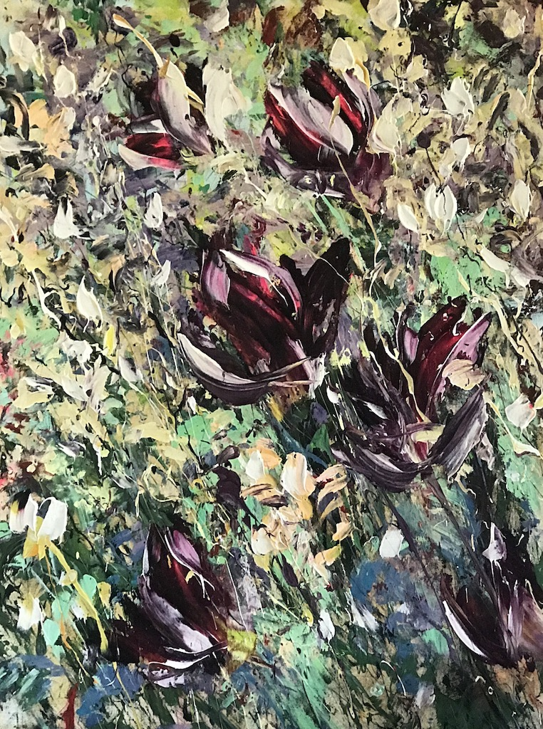 Dancing in the Woods by  Teri Paul - Masterpiece Online