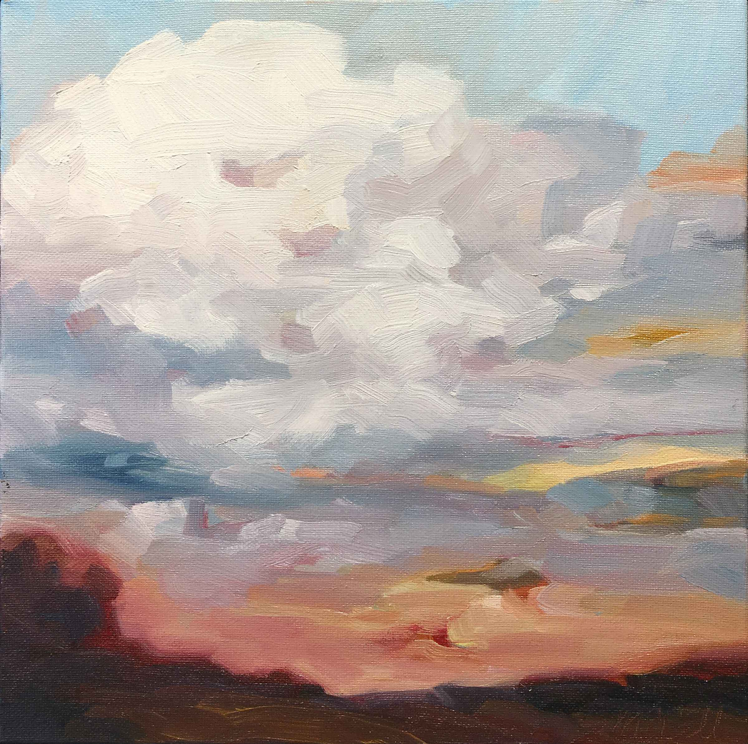 Rising Cloud by  Carol McCall - Masterpiece Online