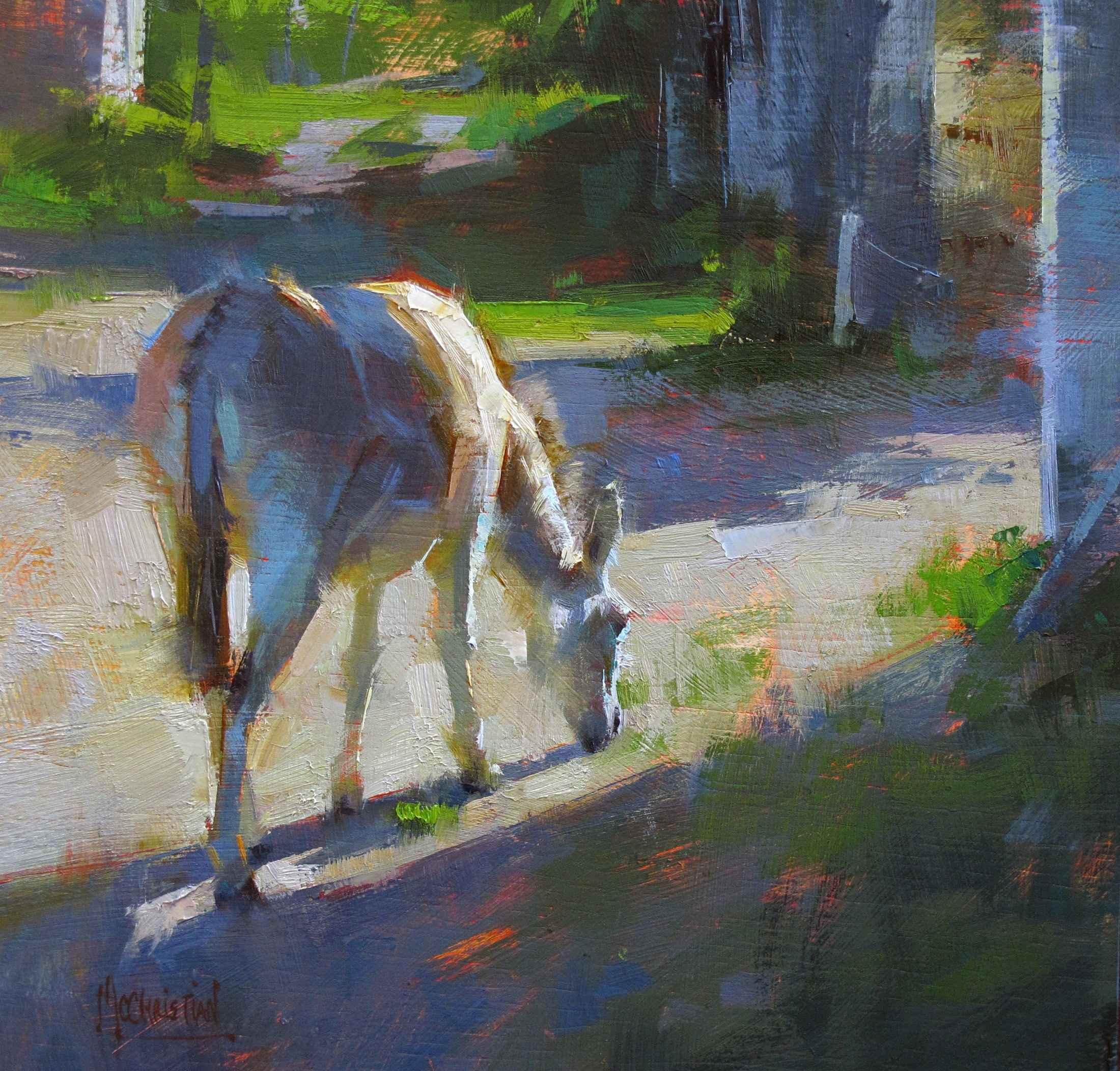Distended Donkey by  Jennifer McChristian - Masterpiece Online