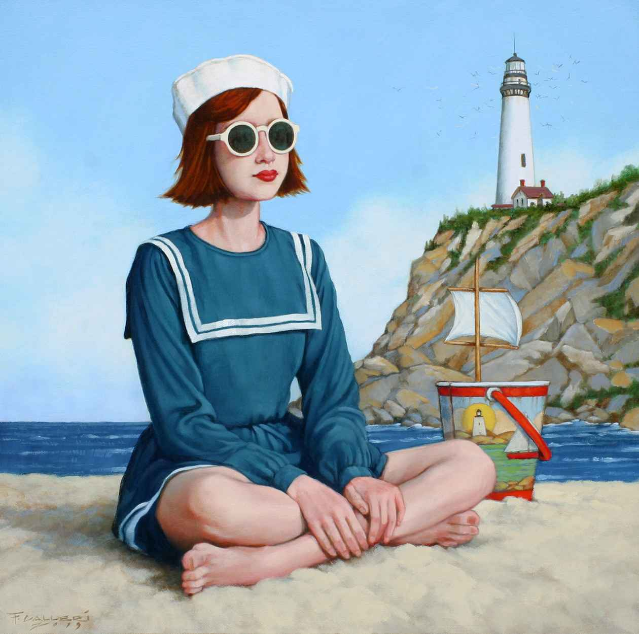 Luminescence by Mr. Fred Calleri - Masterpiece Online