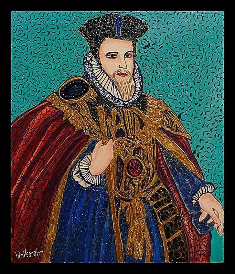 William Cecil by  William Verdult - Masterpiece Online