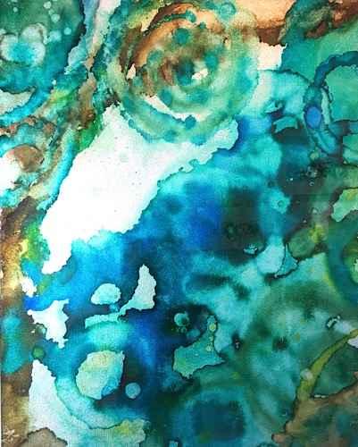 Lagoon  by  Krista Vind