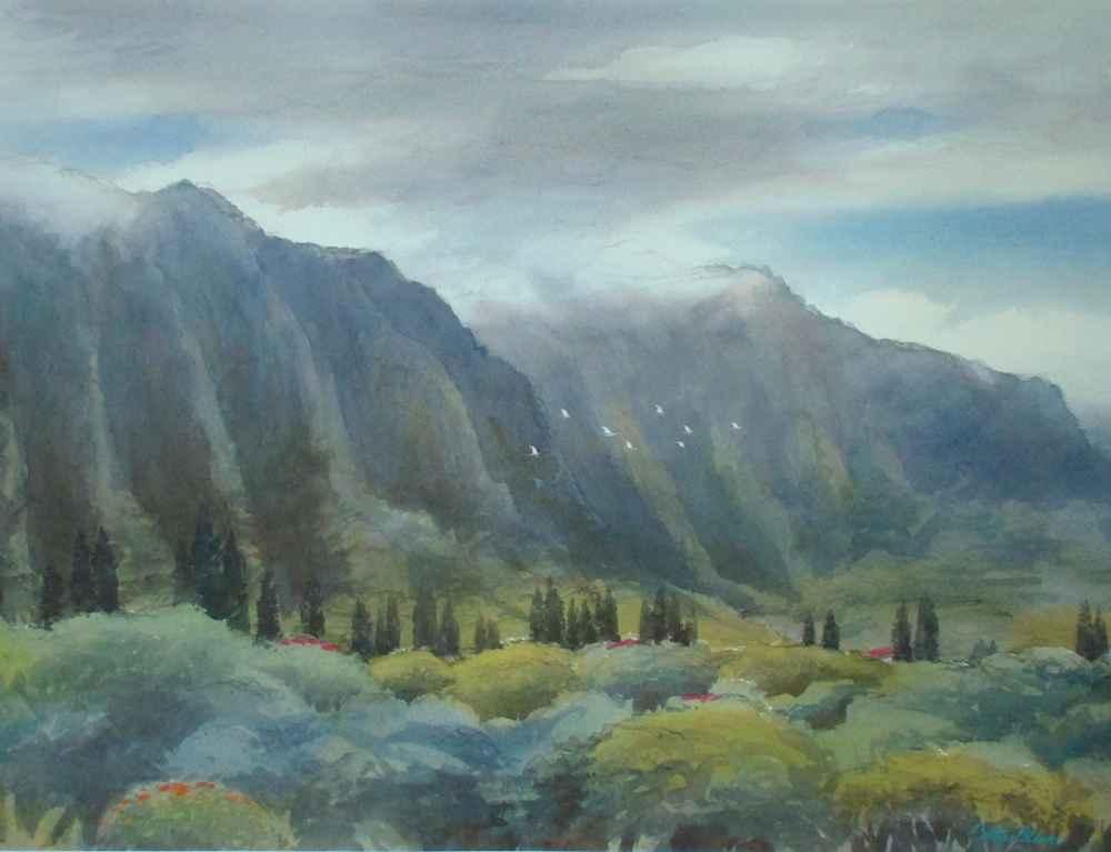 Ko'olau Voices by  Carter Black - Masterpiece Online