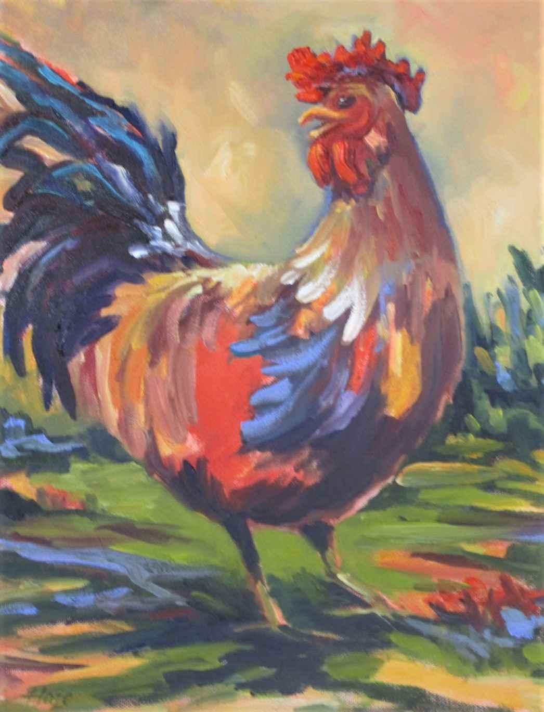 Tuscan Red by  Hazel Schlesinger - Masterpiece Online