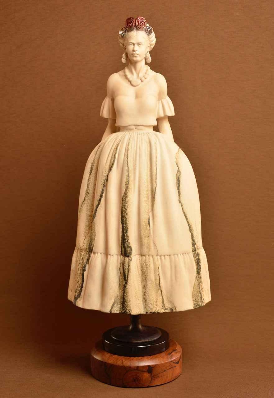Frida's Wedding by  John Bennett - Masterpiece Online