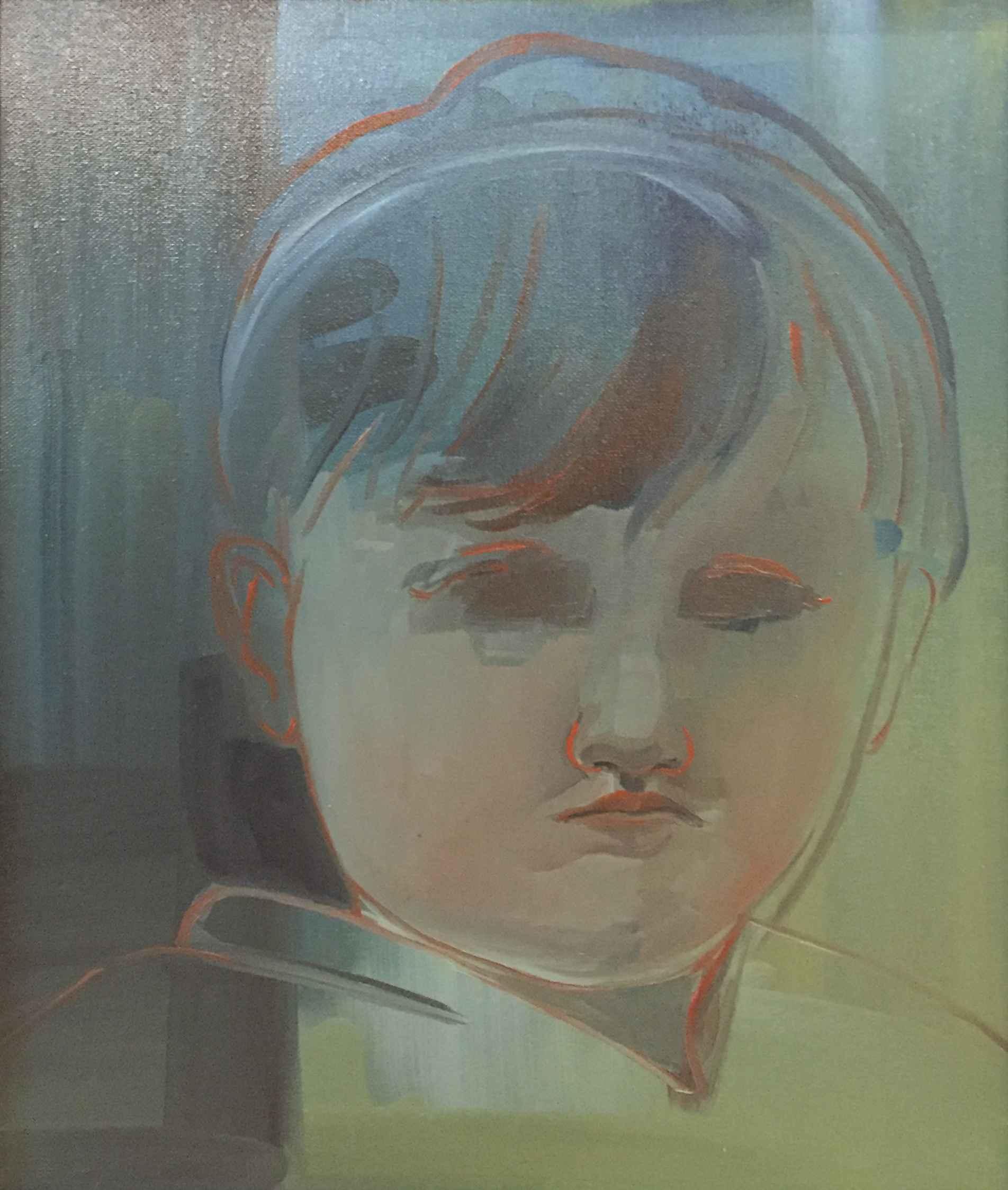 Spirited Boy by  Vinny K - Masterpiece Online