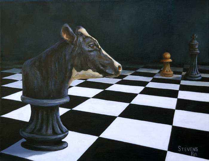 Checkmate by Ms Sandra Stevens - Masterpiece Online