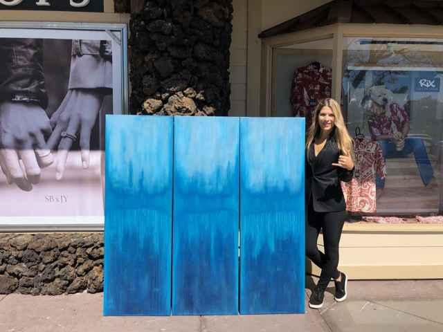Vera Water Flow Trypt... by  Vera Kirkpatrick - Masterpiece Online