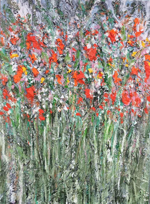 Summer Garden by  Steve Lyons - Masterpiece Online