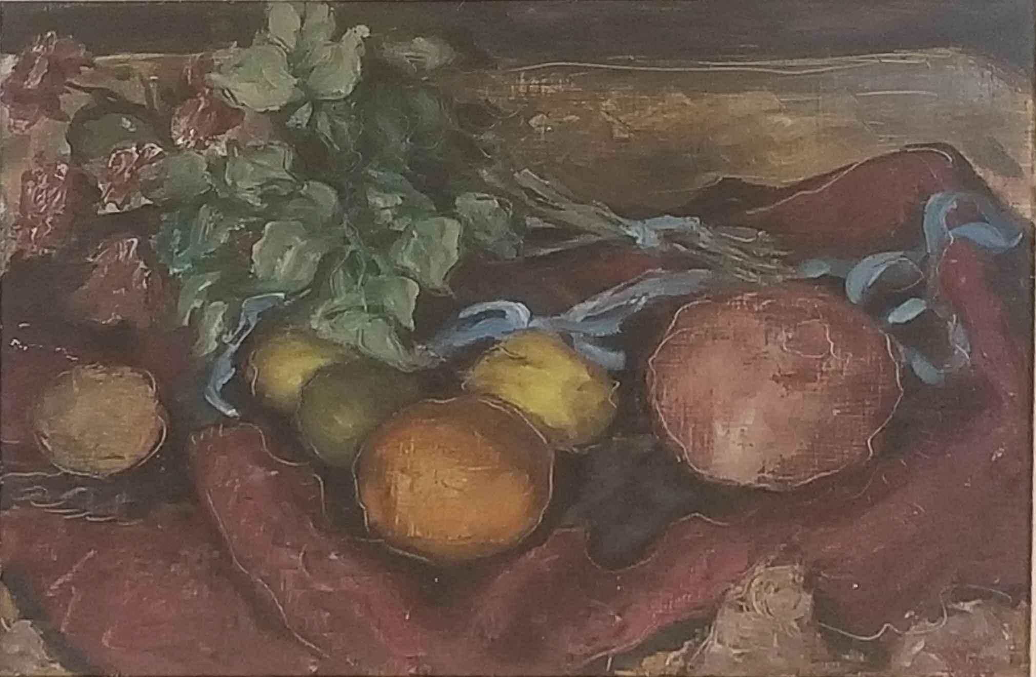 Still Life with Fruits by Mr. Robert Schellin - Masterpiece Online