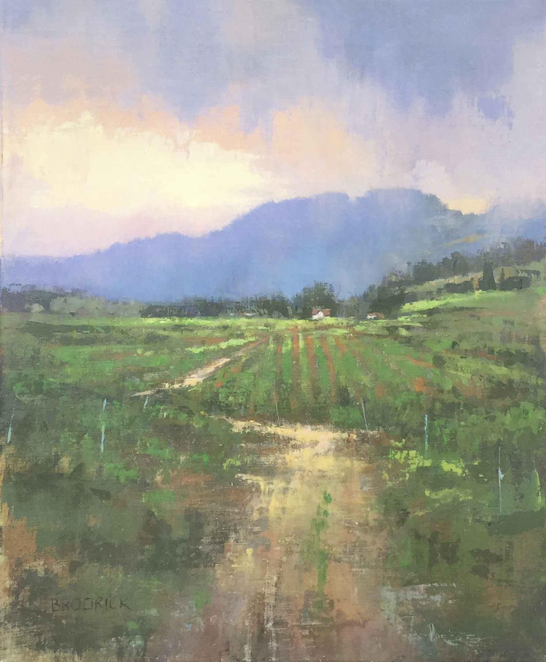 Vineyard Vista by  JM Brodrick - Masterpiece Online