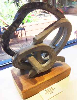 Galvanized Knot (REES... by 2017 Brandon & Dawnell Reese - Masterpiece Online
