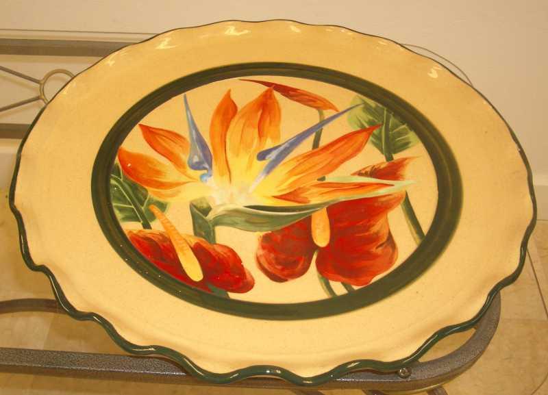 Extra Large Platter by Mr. Headley Frazer - Masterpiece Online
