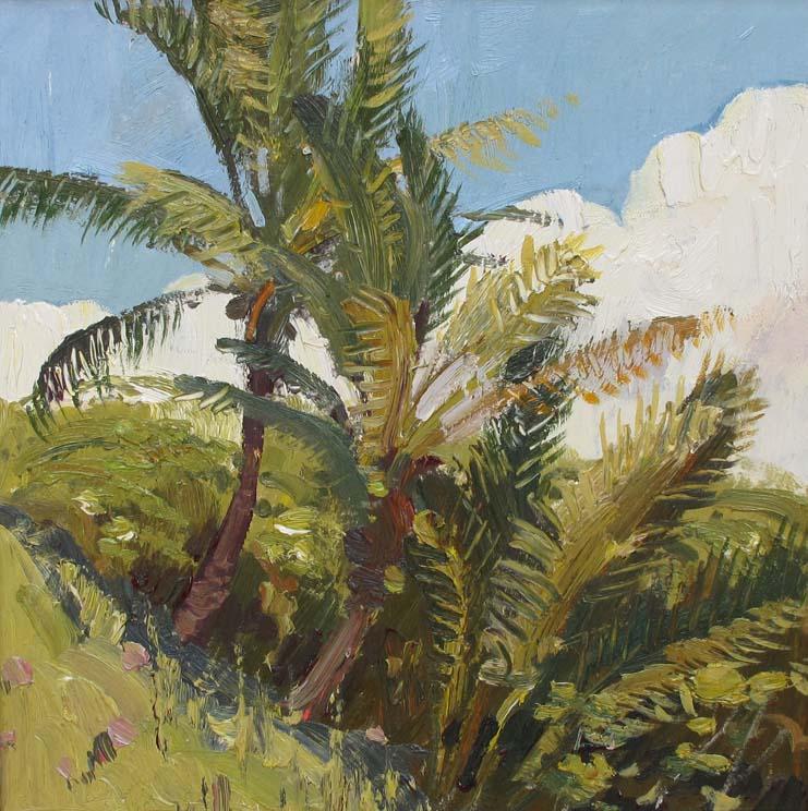 Big Island Palms by Mr. & Mrs. John Moyers - Masterpiece Online
