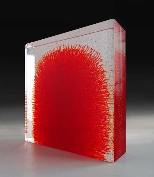 UnderWater - Red by  Emma Varga - Masterpiece Online