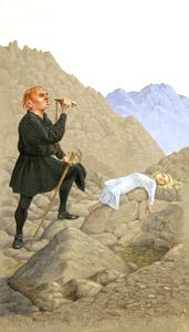 Hans Ignores Dying Ch... by  Juan Wijingaard - Masterpiece Online
