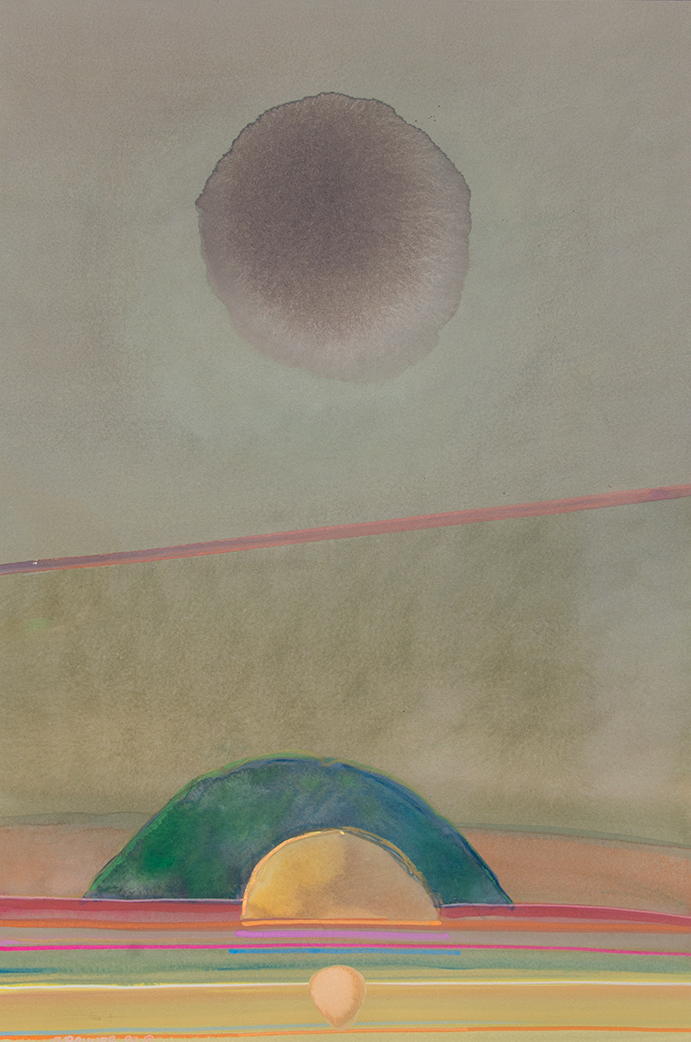 Sequence II (LW-36)  by  Gary Pruner