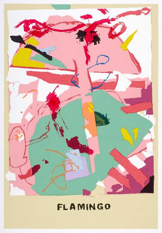 Animal Farm - Flamingo by  Nathaniel Hester - Masterpiece Online