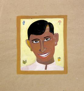 I Am Vivek Shabaza - ... by  Maira Kalman - Masterpiece Online