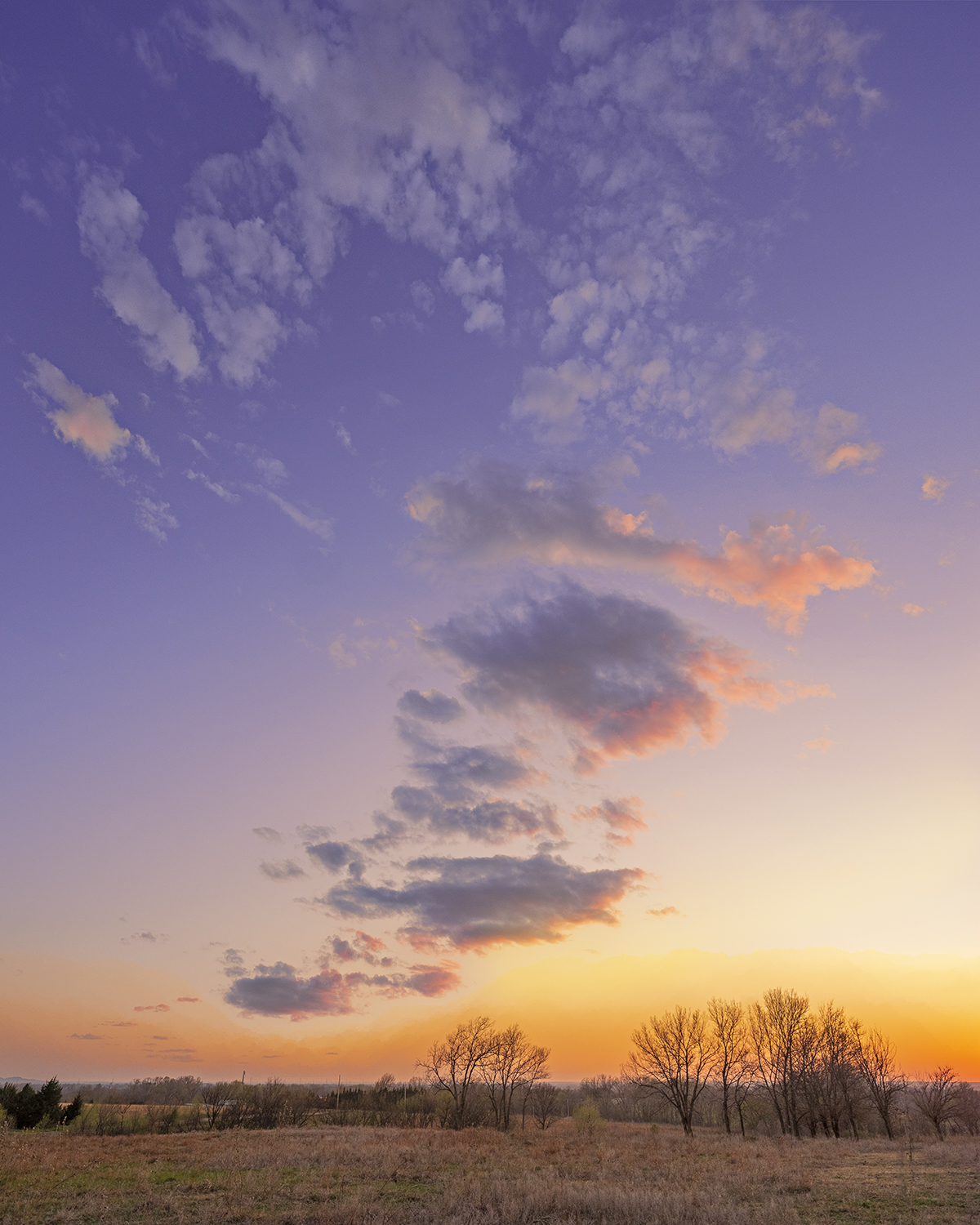 Clouds Sunset 1 by  George Jerkovich - Masterpiece Online
