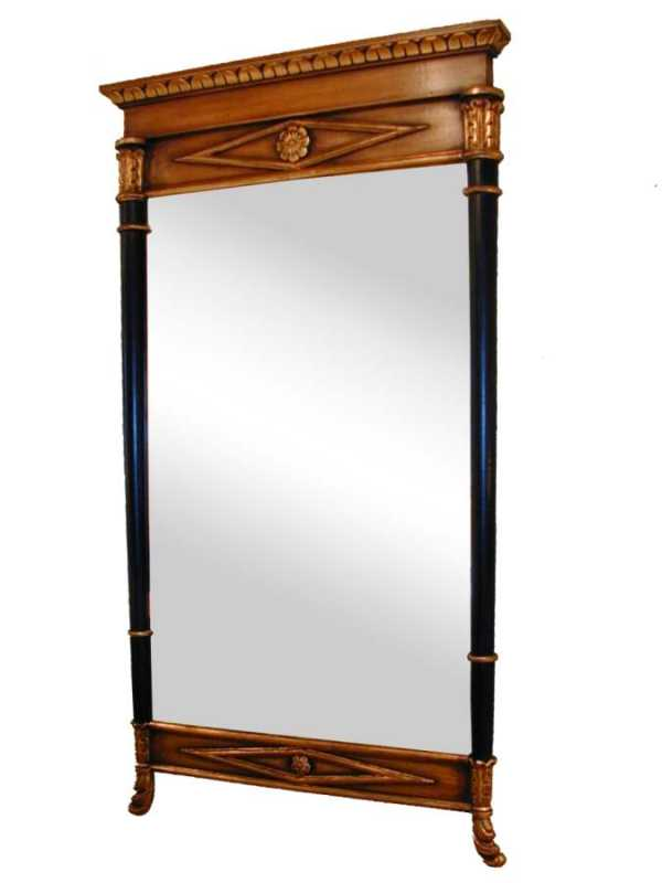 Empire Style Mirror by  Italian  - Masterpiece Online