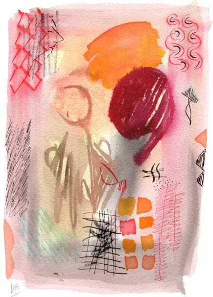Dream Walk Series No....  by  Lamar Briggs